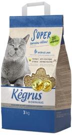 Kegrus Natural Organic Cat Litter 3kg