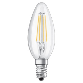 Led lamp Osram B40, 4W, E14, 2700K, 470lm, 3clic x dim