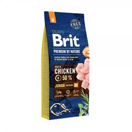 Koeratoit Brit Premium Junior Medium 3 kg