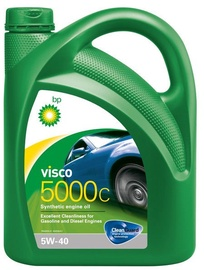 Bp Visco 5000C 5W40 Synthetic Oil 5L