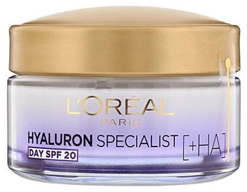 Крем для лица L´Oreal Paris Hyaluron Specialist Day Cream SPF20, 50 мл