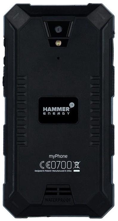 MyPhone HAMMER Energy Dual Black