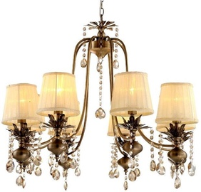 Candellux Adonis E14 Adjustable Hanging Lamp Patina