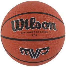 Wilson MVP Basketball Size 5 Orange