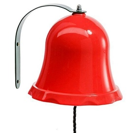 4IQ Bell For Childrens Playgrounds Red
