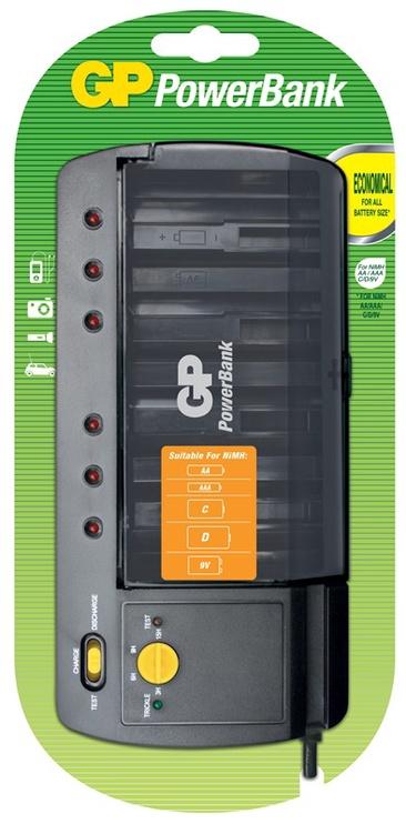 Akulaadija GP PB320