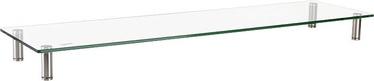 LogiLink BP0060 Tabletop Monitor Riser Glass