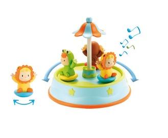 Interaktiivne mänguasi Smoby Cotoons Musical Carousel