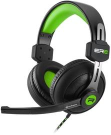 Sharkoon Rush ER2 Gaming Headset Black/Green