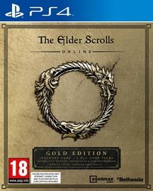Elder Scrolls Online Gold Edition PS4
