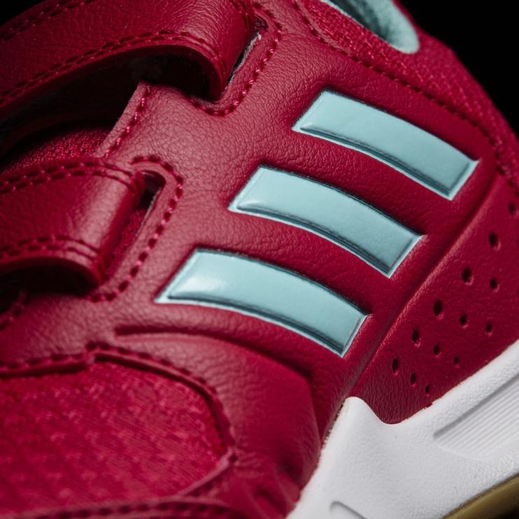 Adidas FortaGym CF Kids' CG2680 Pink Blue 31