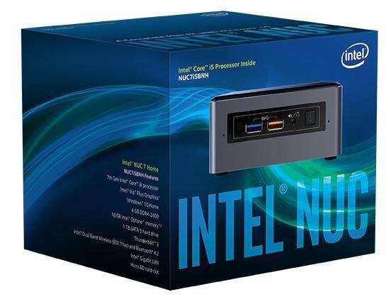 Intel NUC BOXNUC7i7BNKQ