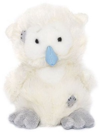 Carte Blanche My Blue Nose Friends Owl White