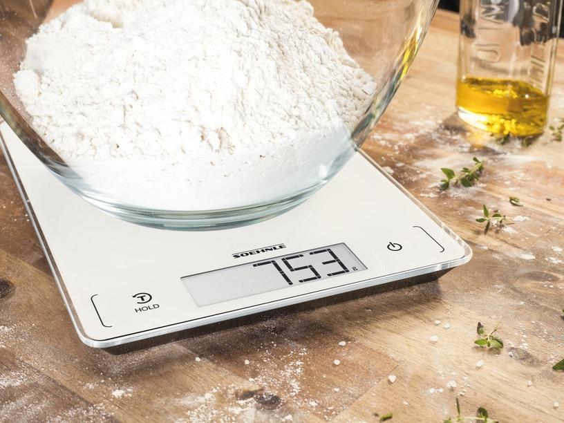 Soehnle Electronic Kitchen Scales Page Profi 300 White