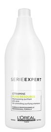 Šampoon L`Oréal Professionnel Serie Expert Pure Resource Citramine Oil Controlling Purifying, 1500 ml