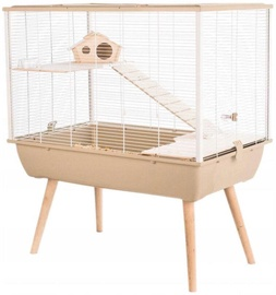 Zolux Neo Silta Rodents Cage Beige