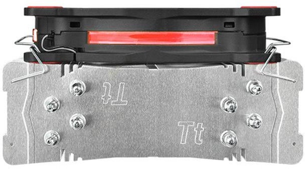 Thermaltake Riing Silent 12 Red CL-P022-AL12RE-A