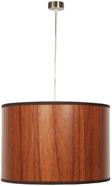 Candellux Timber Hanging Ceiling Lamp 60W E27 Oak