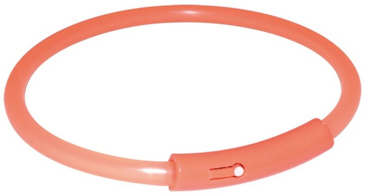 Trixie Flash Light Band XL Orange