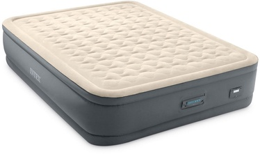 Intex Queen Premaire II Elevated Airbed With Fiber-Tech Bip