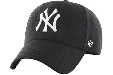 47 Brand New York Yankees MVP Cap B-MVPSP17WBP-BK