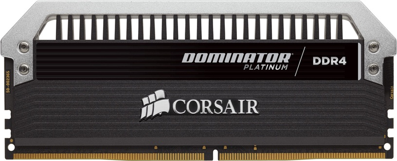 Corsair Dominator Platinum 8GB 3200MHz CL16 DDR4 KIT OF 2 CMD8GX4M2B3200C16
