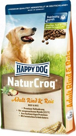 Happy Dog NaturCroq Adult Rind & Reis 15kg
