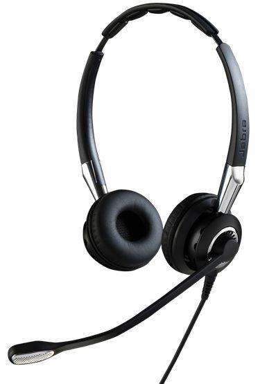 Kõrvaklapid Jabra Biz 2400 II Duo USB Black
