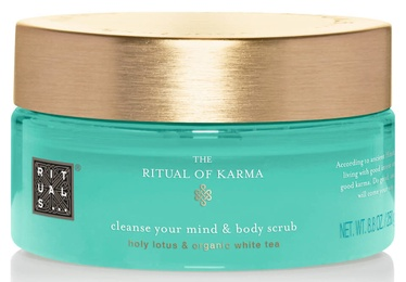 Rituals Karma Cleanse Your Mind & Body Scrub 250g