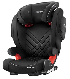 Turvahäll Recaro Monza Nova 2 Seatfix Carbon Black, 15 - 36 kg