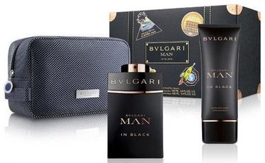 Bvlgari Man In Black 3pcs Set 200ml EDP