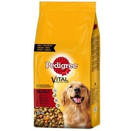 DRY DOG FOOD PEDIGREE 15 KG