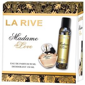 La Rive Madame In Love 90ml EDP + 150ml Deodorant Spray