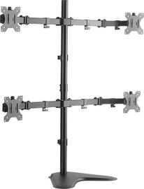 LogiLink Quad Monitor Desk Stand BP0046