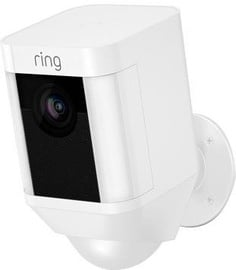 Ring Cam Battery White