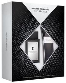 Antonio Banderas The Secret 50ml EDT + 75ml Aftershave Balm