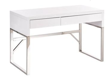Письменный стол Halmar B-32 Glossy White