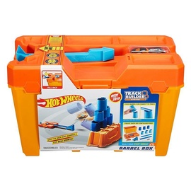 Mattel Hot Wheels Track Builder Barrel Box Stunt Bin GCF91