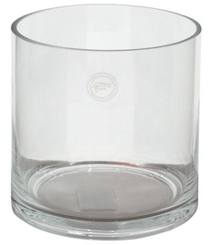 Ваза Home4you In Home Transparent, 140 мм