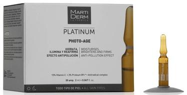 Martiderm Platinum Photo Age Ampoules 30x2ml