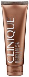 Clinique Self Sun Body Tinted Lotion Medium/Deep 125ml