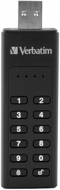 Verbatim Keypad Secure 128GB USB 3.0