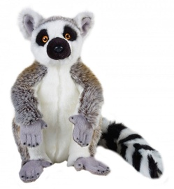 Pehme mänguasi Dante National Geographic Lemur, 30 cm