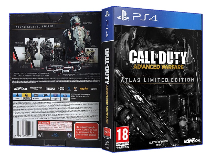 Call of Duty: Advanced Warfare Atlas Limited Edition PS4