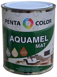 Pentacolor Aquamel Mat Emulsion Paint Chestnut 0.7kg