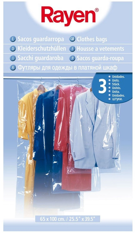 Rayen Clothes Covers 3PCS 65x100cm
