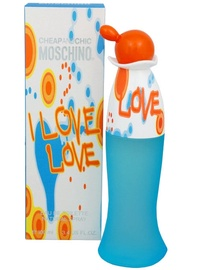 Parfüümid Moschino I Love Love 100ml EDT