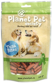 Planet Pet Society Tuna Bites 100g
