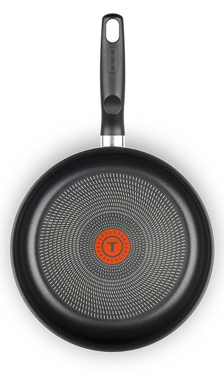 Tefal Extra Twin Frypan Pack D20/26cm Black