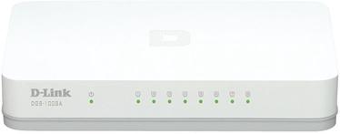 Võrgujaotur D-Link DGS-1008A/D